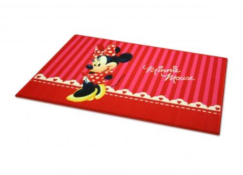 Alfombra infantil Minnie Mouse 80x 140cm