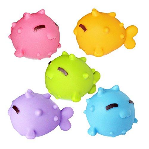 ug Baby Badespaß Badewannen Marine FischtierSpielzeug Dusche Frühe Bildung Pool und Schwimmbad Kleinkindspielzeug ()