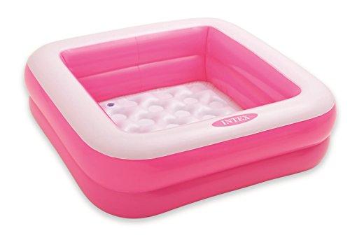 Intex Baby-Pool Playbox 85 x 85 x 23 cm pink