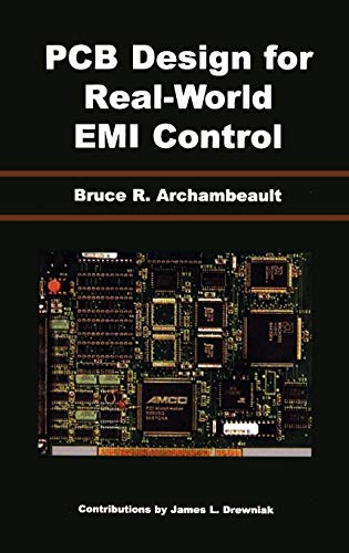 PCB Design for Real-World EMI Control (The Springer International Series in Engineering and Computer Science, Band 696)