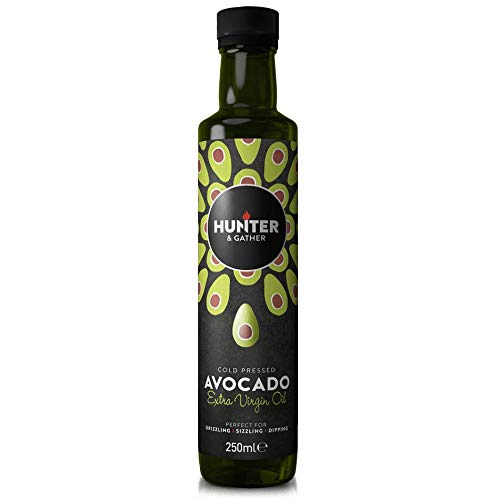 Hunter & Gather Oils Natives Avocadoöl Extra (1 x 250 ml)