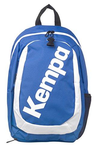 Kempa borsa zaino ESSENTIAL, Royal/bianco, 50 x 25 x 10 cm, 15 litri, 200489502