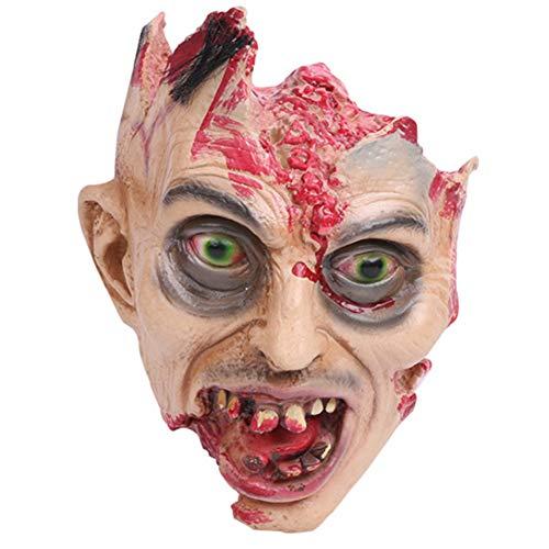 Horror Ghost Clown Halloween Weihnachten Spaß Bar Tanz Requisiten Scary Maske