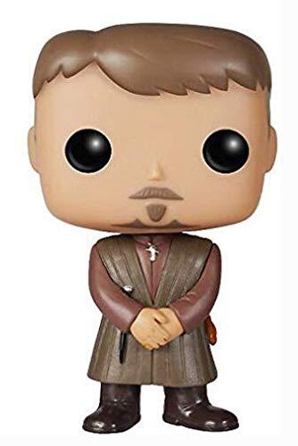 Thrones Charaktere 10cm Nacht König Jon Snow Daenerys Vinyl Figurensammlung Modell Spielzeug mit Kleinkasten, 29 mit Kisten ()
