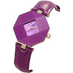 Lady ceramic watch/Fashion strap waterproof watch/ simple leisure quartz watch-A