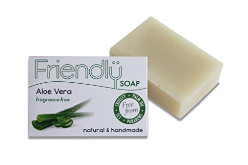 Friendly Soap Natural Handmade Aloe Vera Soap