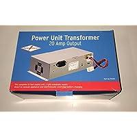 POWERPART Caravan/Motorhome Transformador/Cargador de batería 20Amp