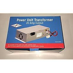 Trasformatore/caricabatterie da 20AMP per camper/roulotte