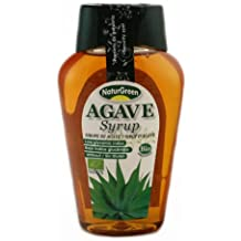Sirope Agave Bio Naturgreen 360 Ml / 495 G