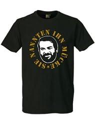 Bud Spencer T-Shirt Sie nannten ihn Mücke Kult