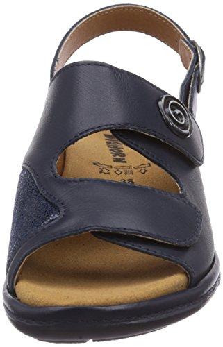 Gevavi 4977 BIGHORN Sandale, Sabot donna Blu (Blau (blau(blauw) 04))