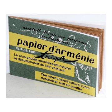 PAPIER ARMENIE PAPIER ARMENIE TRIPLE Envoi Rapid Et Soignée - Produits Bio Agree Par AB - (Prix Par Unité)