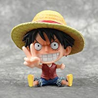 Pirates Road Fly Aissolon Hand Two Yuan Anime Decoration Model Toy Doll Gift