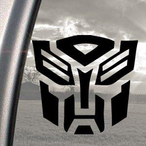 Transformers Autobot Logo Film finestra adesivo in vinile nero