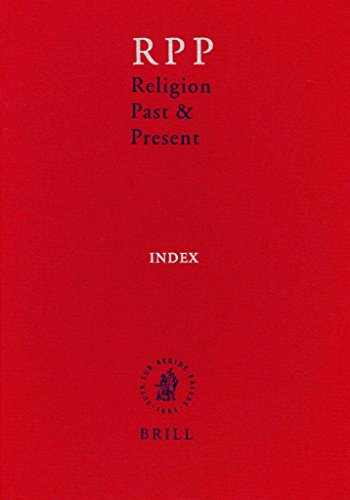 [(Religion Past and Present: Index : Encyclopedia of Theology and Religion)] [By (author) Hans Dieter Betz ] published on (October, 2013)