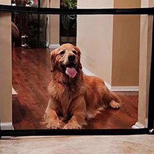 soundwinds Haustier-Sicherheits-Schutzgitter für Haustiere, zusammenklappbar, tragbar, für den Innen- und Außenbereich