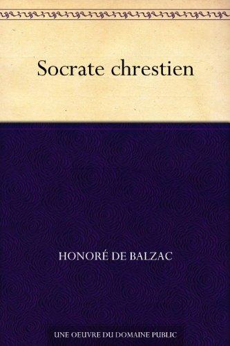Couverture du livre Socrate chrestien
