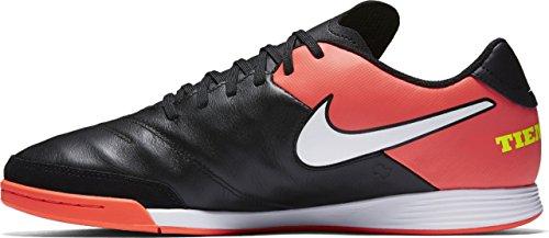 Nike 819215-018, Chaussures de Football en Salle Homme Noir