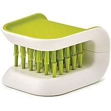 Joseph Joseph bladebrush cuchillo y limpiador de cubiertos, de plástico, verde