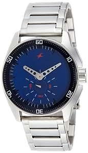 Fastrack Black Magic Analog Blue Dial Men's Watch - NE3089SM04
