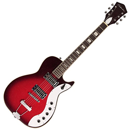 silvertone-1423-electric-guitar-red-silver-flake-burst