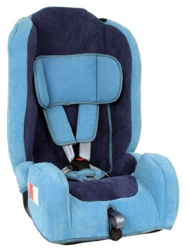 Autokindersitz Kidstar von UNITED-KIDS, RL&ST Blue, Gruppe I/II/III, 9-36 kg