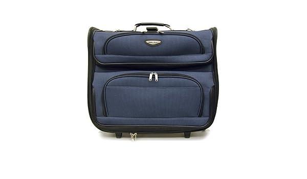 5a362b29cdb8 Travel Select TS6944N Travelers Choice - Amsterdam Business Rolling Garment  Bag  Amazon.co.uk  Sports   Outdoors