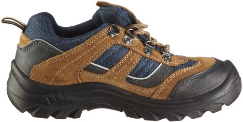 Saftey Jogger X2020P, Chaussures de sécurité mixte adulte Marron (Brown, Black, Navy)