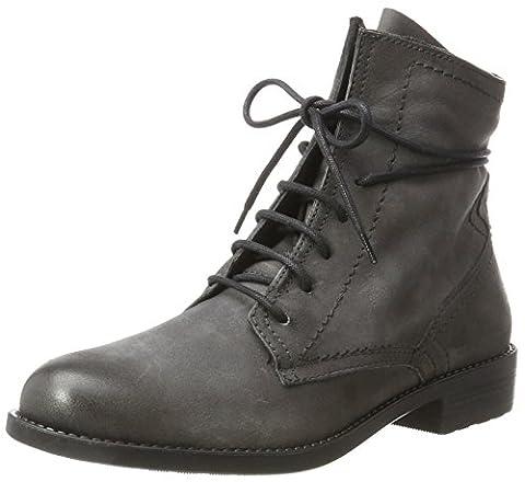 Tamaris Damen 25111 Chukka Boots, Grau (Anthracite), 36 EU