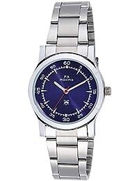 Maxima Analog Blue Dial Women's Watch - 28023CMLI