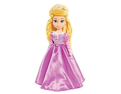 JP Princess Dolls Poupée en peluche Raiponce de Disney