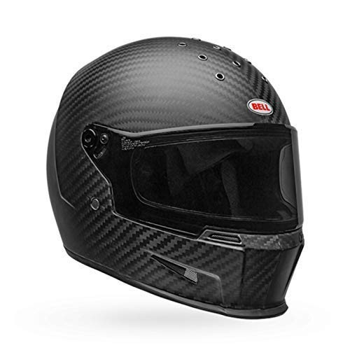 Bell Eliminator - Casco integral motocicleta carbono