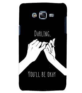 PRINTSHOPPII FUNNY QUOTES Back Case Cover for Samsung Galaxy J7::Samsung Galaxy J7 J700F