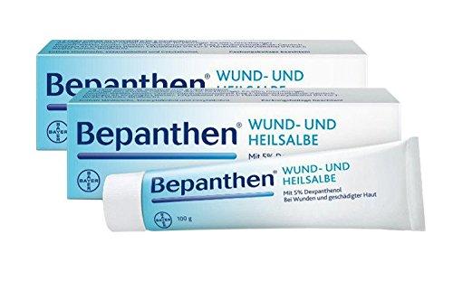 Bepanthen Wund-und Heilsalbe 200 g Salbe