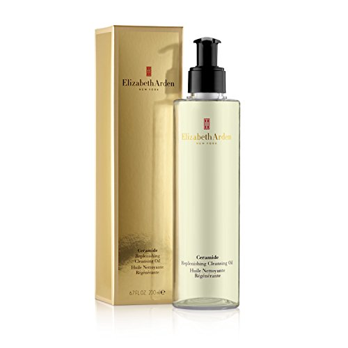 Elizabeth Arden Ceramide Replenshing Cleansing Oil, 195 ml