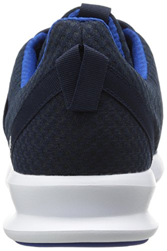 Adidas Originals Sl boucle Lifestyle Racer Sneaker, Gris solide / noir / blanc, 8 M Us Collegiate Navy/Collegiate Royal/Running White