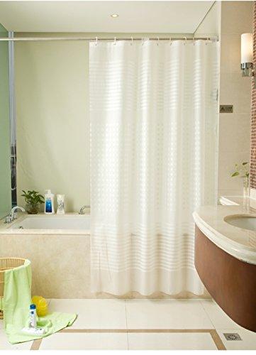 ShowPower NO.1011 Cortinas De Baño Impermeable Resistente