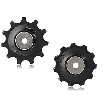 Shimano Rd-5800-ss 105 11 Speed Gear Pulleysjockey Wheels-Black 0