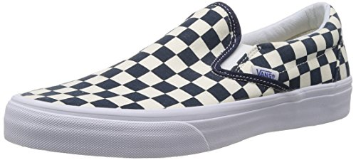 Vans U Classic Slip-on, Baskets mode mixte adulte Azul (Golden Coast Dress Blue)