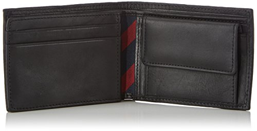 96284c064a Tommy Hilfiger - Johnson Mini CC Flap And Coin Pocket, Portafoglio Uomo