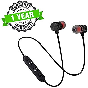 TECHNICAL SELLER Magnetic Bluetooth Headphone with: Amazon in