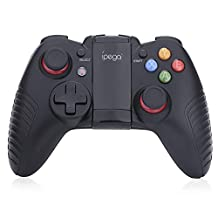 iPega PG-9067 Dark Knight Wireless Bluetooth Controller for Android Device - Black