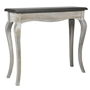 Mister-Meubles Console pin massif LEANNE