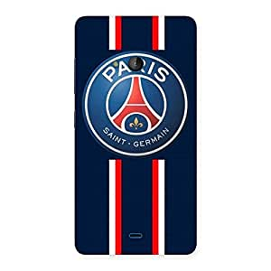 Enticing Paris Bar Back Case Cover for Lumia 540