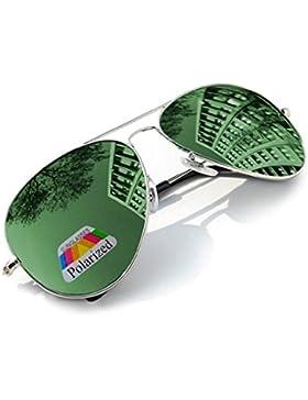 Joven Polarized Gafas de sol aviador Kids en muchos combinaciones clásica Pilot Gafas unisex gafas de sol multicolor...