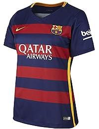 Nike 1ª Equipación Fútbol Club Barcelona 2015 2016 - Camiseta ... ba409b2ec29