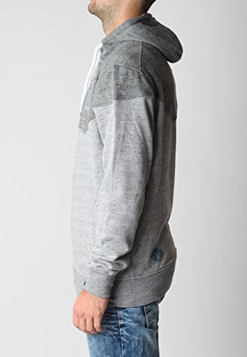 Alife kickin and pullover quentin sweat pour homme Gris - Graphite Petrol