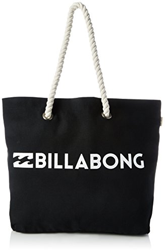 Billabong Bolsa de tela y de playa, black sands (multicolor) - C9BG01
