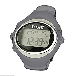Body Fit Pulse Heart Rate Monitor Fitness Watch, Bluetooth Fitness Tracker Pedometer Digital Smart Watch, Activity Calorie Counter Exercise Monitoring Smartwatch
