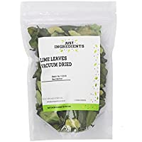 JustIngredients Premier Lime Leaves Vacuum Dried 100 g